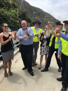 Sea Cliff Bridge Celebrates 10 Years